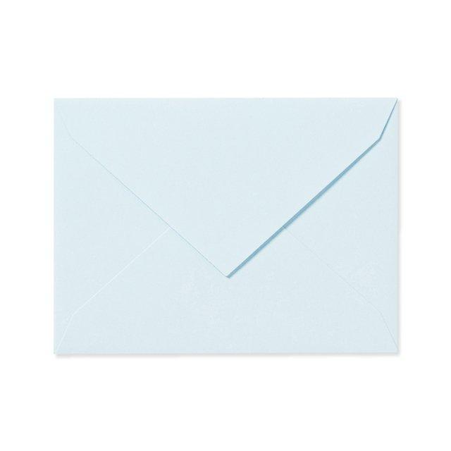 ふみ揃え封筒 ライトブルー