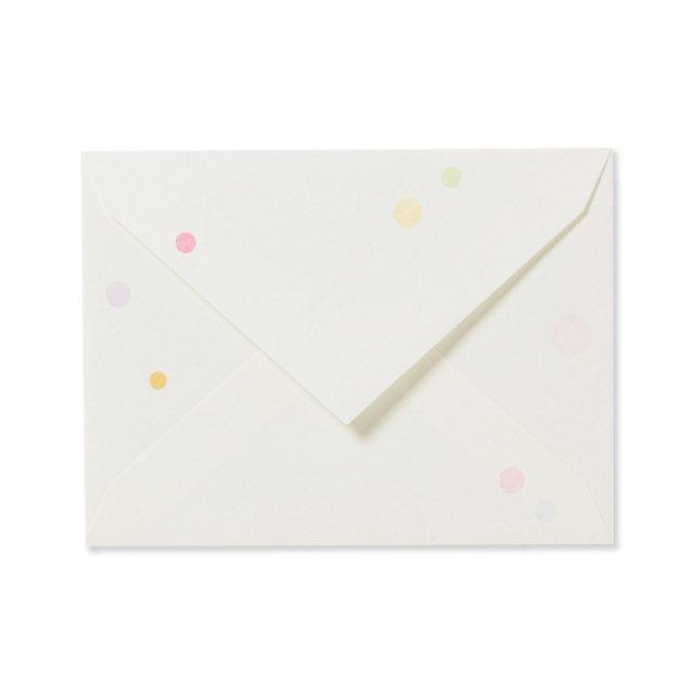 ふみ揃え封筒 和紙 mizutama