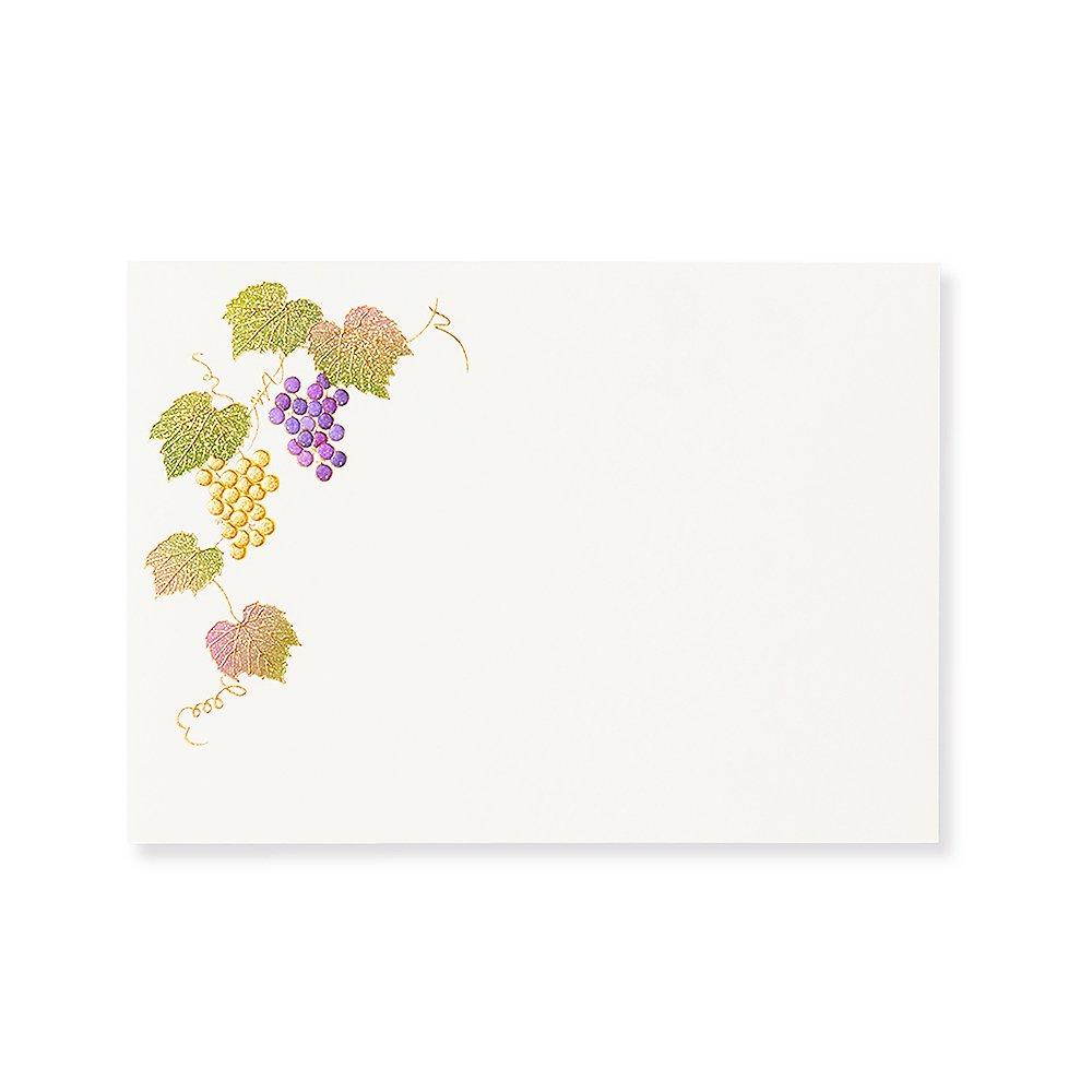 封筒 葡萄