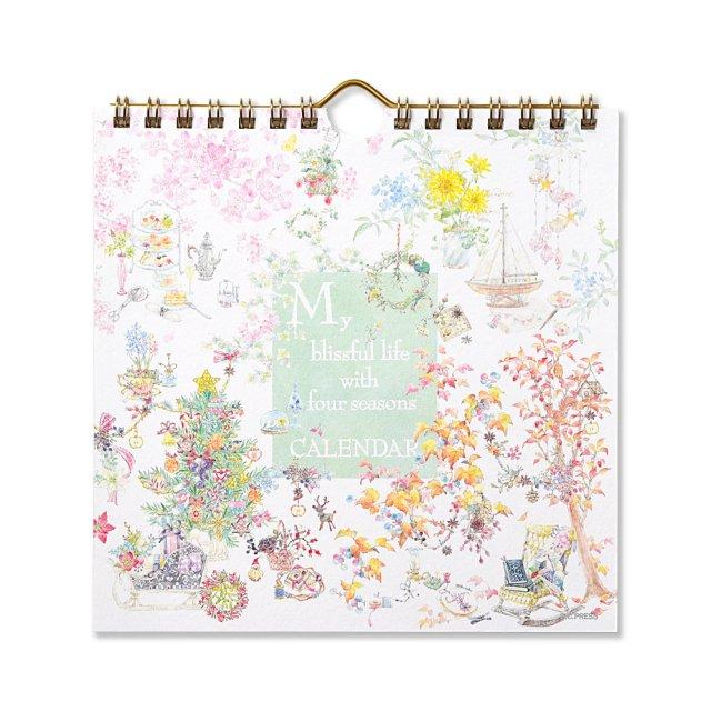 カレンダー マイ ブリスフル 卓上・壁掛
