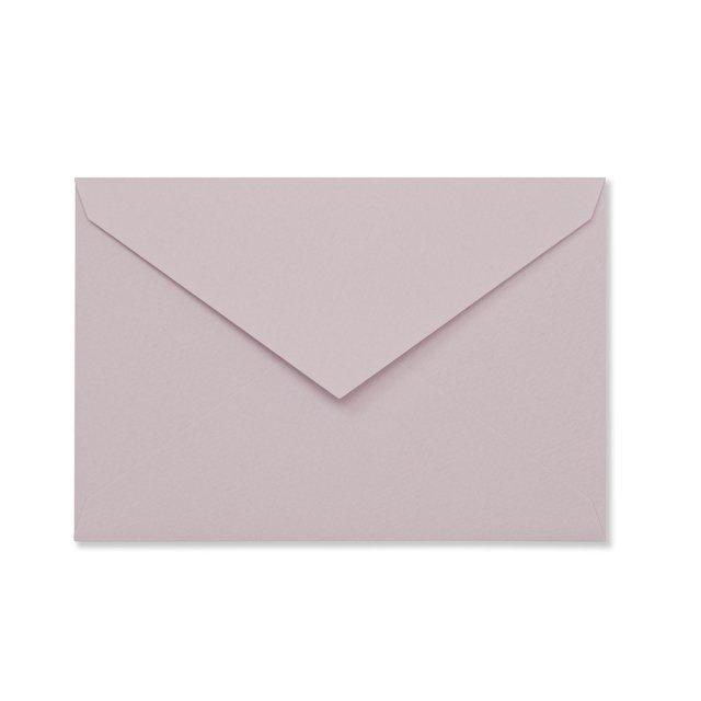 カラー封筒 洋1 5枚 ペールパープル