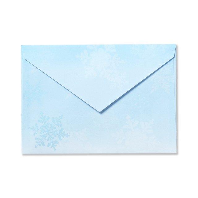 封筒 シャイニングスノー