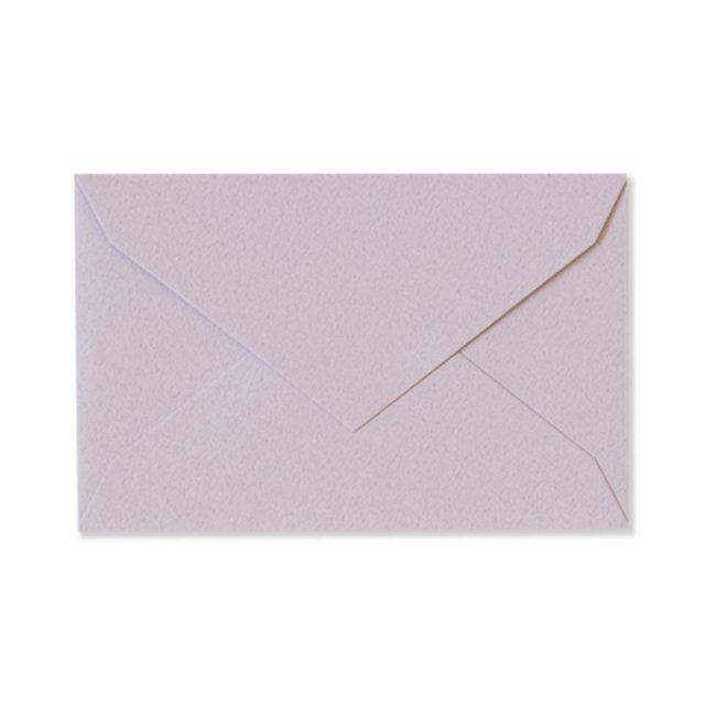 ミニメッセージカード用封筒 ライラック