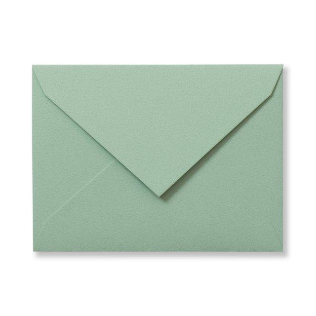 ふみ揃え封筒 ペールグリーン
