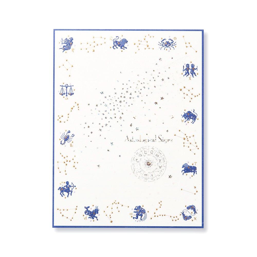 便箋 12 星座 - レター・カード専門店 - G.C.PRESS ONLINE SHOP