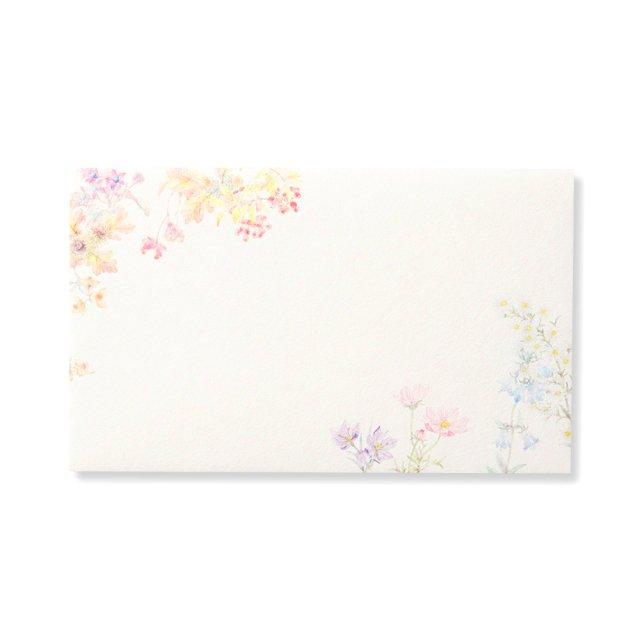 封筒 オータムガーデン イン ザ モーニング サン