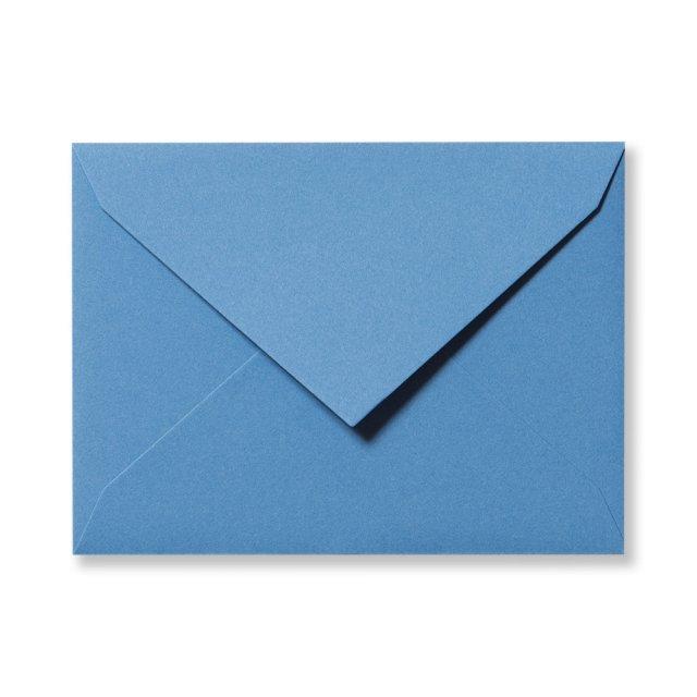 ふみ揃え封筒 ブルー