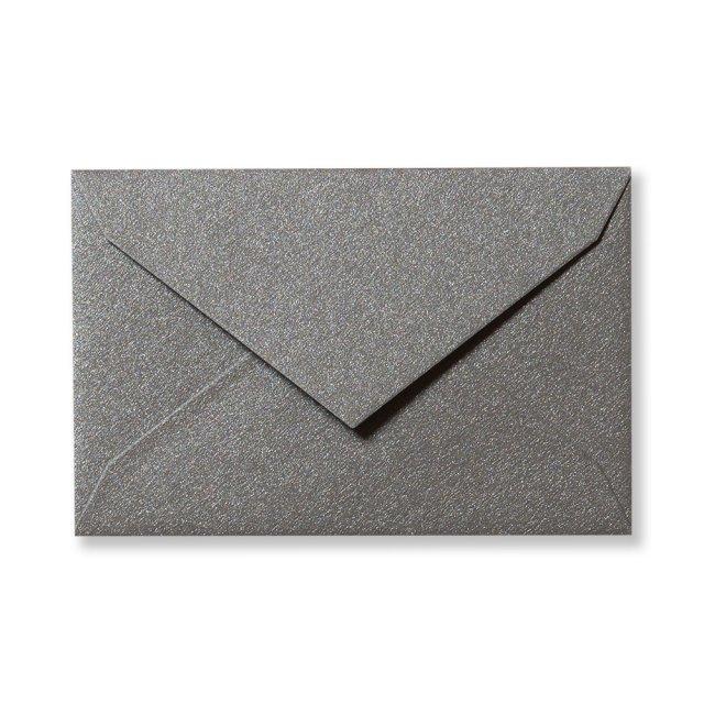 ミニメッセージカード用封筒 グレー