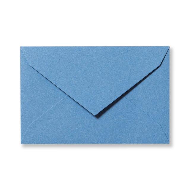ミニメッセージカード用封筒 ブルー