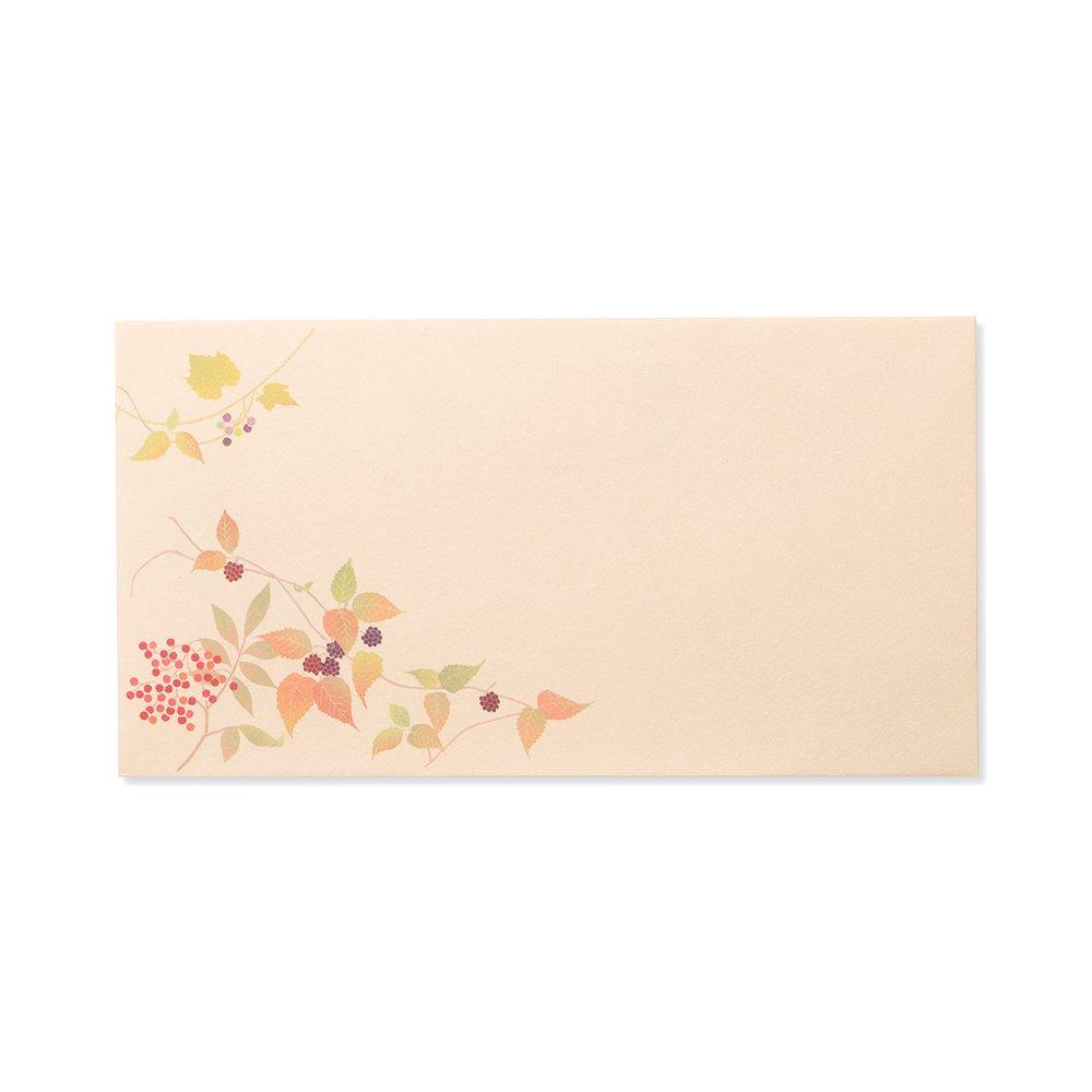 封筒 スルー・ザ・ガーデンゲート オータム