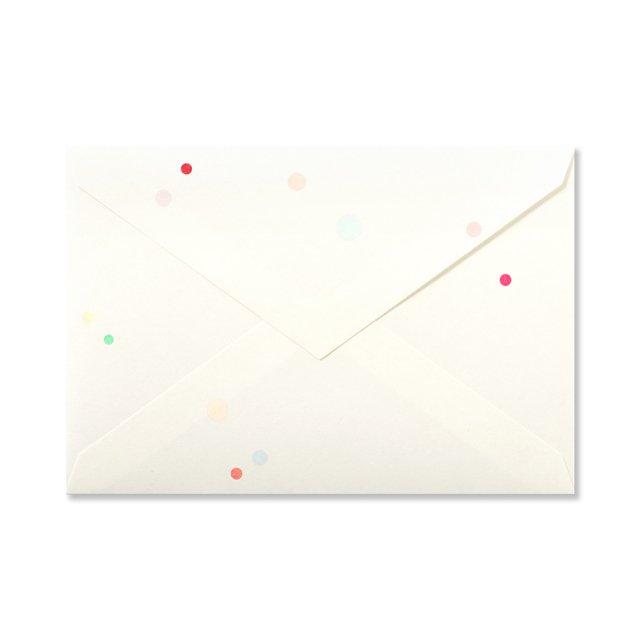封筒 和紙 mizutama