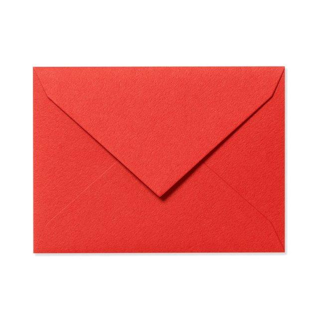 ふみ揃え封筒 レッド