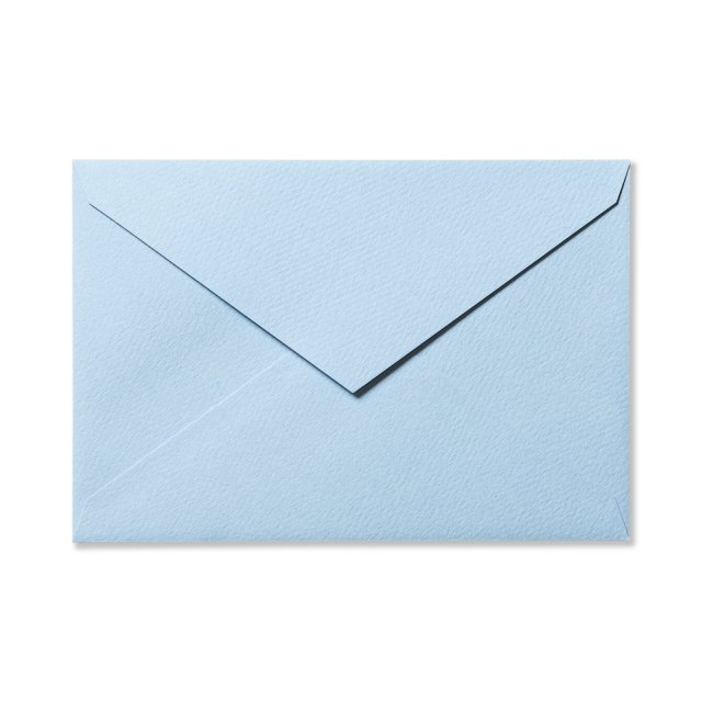 カラー封筒 洋1 5枚 スカイブルー