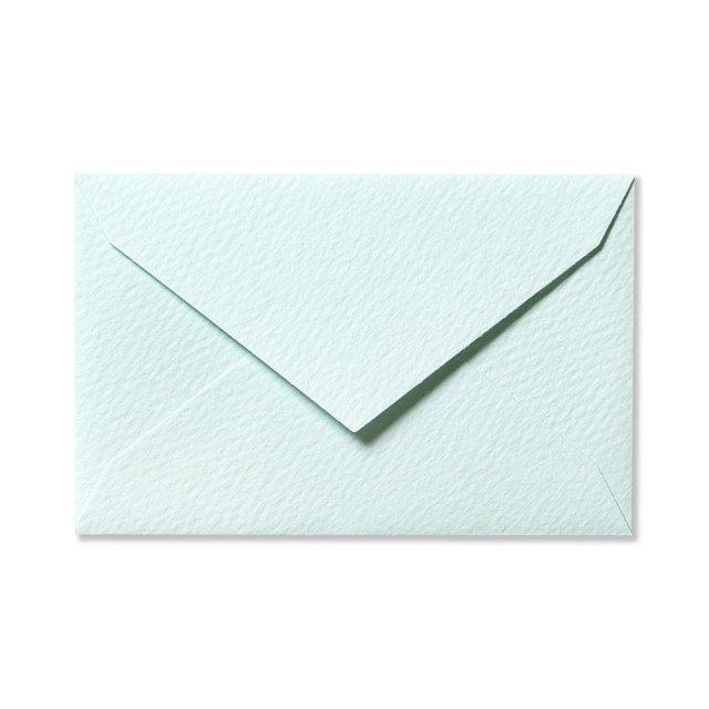 ミニメッセージカード用封筒 ペールミント