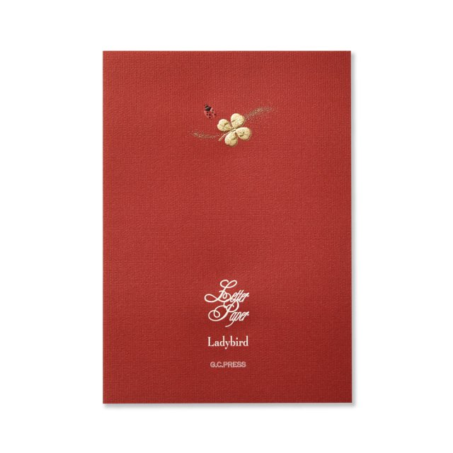便箋 Ladybird テントウムシ