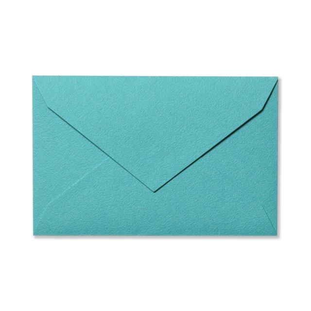 ミニメッセージカード用封筒 ターコイズ