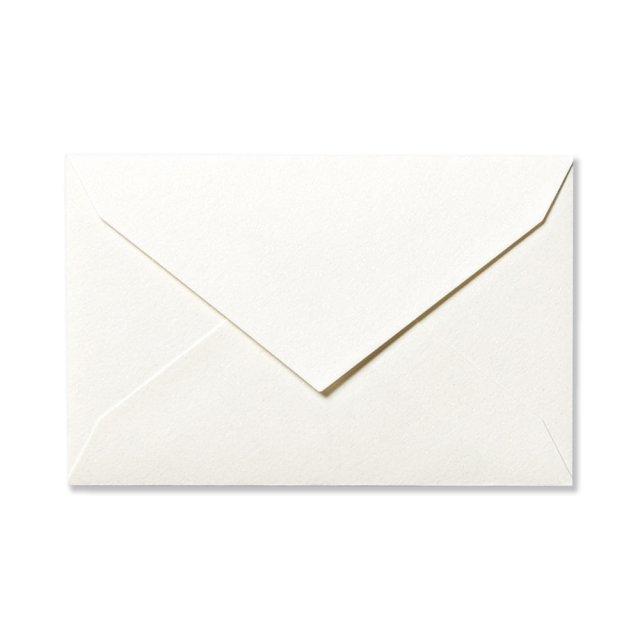 ミニメッセージカード用封筒 シャインホワイト