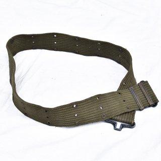 米軍M1936 ODピストルベルト 実物中古