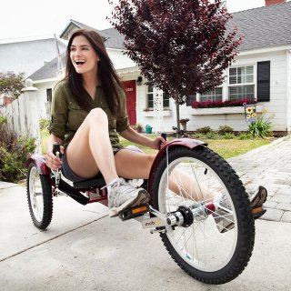 MABO製3輪リカンデント自転車