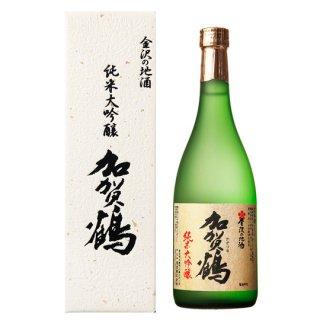 加賀鶴「純米大吟醸」720ml
