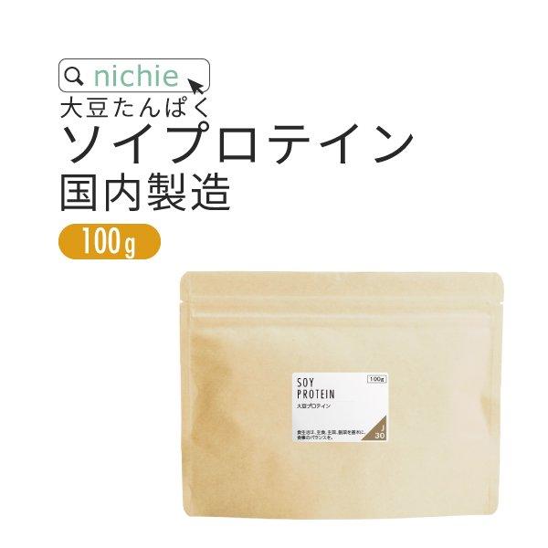 大豆プロテイン 100g