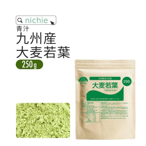 大麦若葉 茶製法 九州産 250g