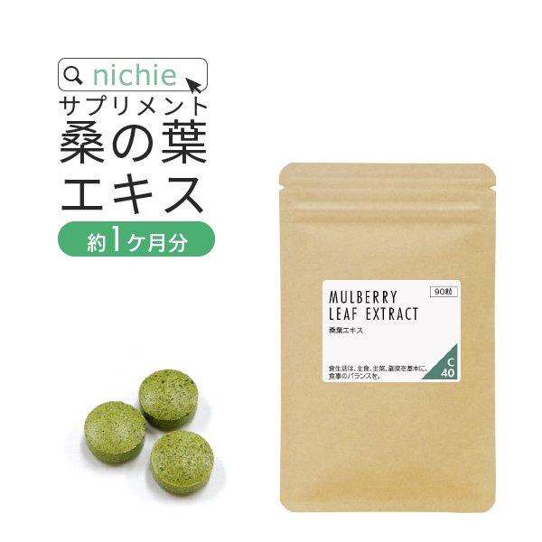 桑の葉 サプリ DNJ 90粒