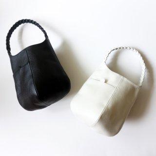 NASUKONSHA(ナスコンシャ)牛革ミニウリ ハンドバッグ