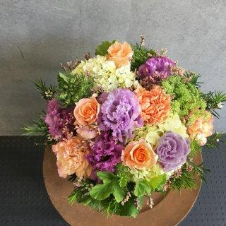 幹事さん鼻高々!デザイナーズ花束・フラワーアレンジメント