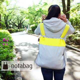 <img class='new_mark_img1' src='//img.shop-pro.jp/img/new/icons12.gif' style='border:none;display:inline;margin:0px;padding:0px;width:auto;' />notabag BAG & BACKPACK|ノットアバッグ 2wayエコ&バックパック
