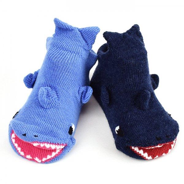 ポップアップソックス / POMPKINS(ポプキンズ)/ サメ