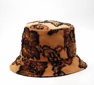Flower buket hat - フラワーバケットハット [MENS FUDGE掲載商品]<img class='new_mark_img2' src='//img.shop-pro.jp/img/new/icons14.gif' style='border:none;display:inline;margin:0px;padding:0px;width:auto;' />