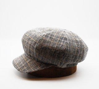 Linen casquette リネンキャスケット [予約販売商品] MENS FUDGE掲載商品<img class='new_mark_img2' src='//img.shop-pro.jp/img/new/icons14.gif' style='border:none;display:inline;margin:0px;padding:0px;width:auto;' />