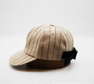 LINEN CAP リネンキャップ [予約販売商品] MENS FUDGE掲載商品<img class='new_mark_img2' src='//img.shop-pro.jp/img/new/icons14.gif' style='border:none;display:inline;margin:0px;padding:0px;width:auto;' />