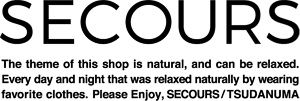 SECOURS / ONLINE STORE