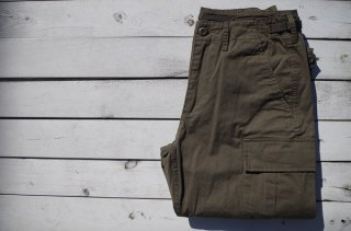 KIFFE 6POCKET QUARTER CARGO PANTS