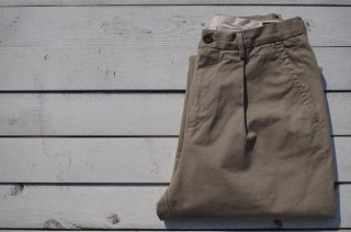 "RICCARDO METHA ""1TUCK WIDE TROUSER"""