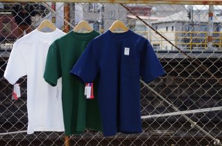 "CAMBER ""max weight pocket TEE"""
