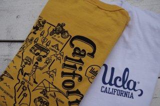 """Cheswick """"UCLAプリントTシャツ"""""""