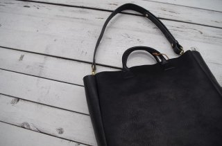 "SLOW bono ""2 way tote bag"""