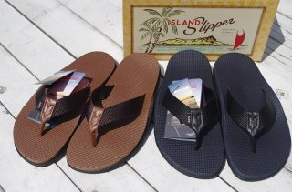 "ISLAND SLIPPER ""THONG NYLON SANDAL"""