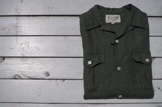 "R&VINTAGE ""BUSH CAMP SHIRT"""