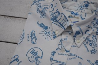 "CHESWICK ""UCLA print shirt"""