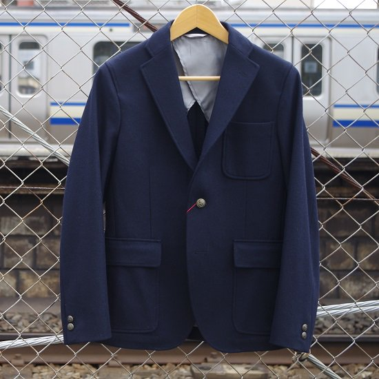 "【50%OFF】ARBRE ""3B WOOL JACKET"""