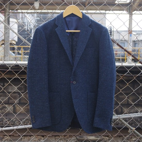 "ARBRE ""3B TWEED JACKET"""