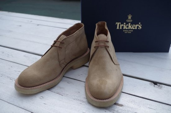 "Trickers ""Chukka boot"""