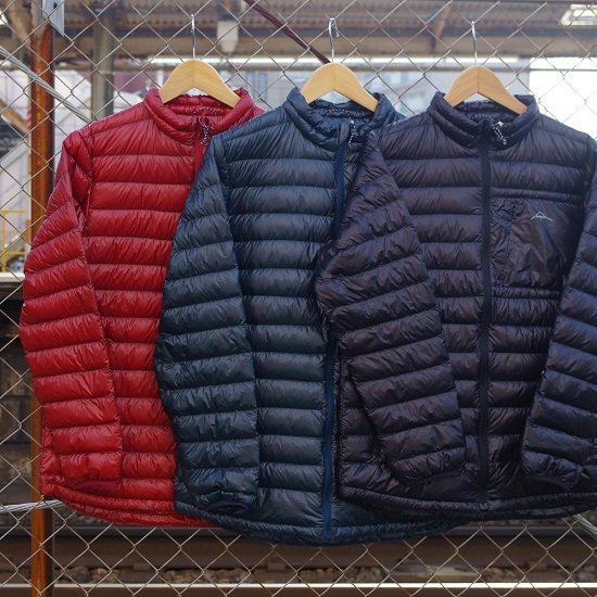 "NANGA ""portable down jacket"""