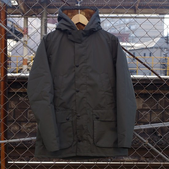 "Barbour ""HOODED BEDALE SL"""