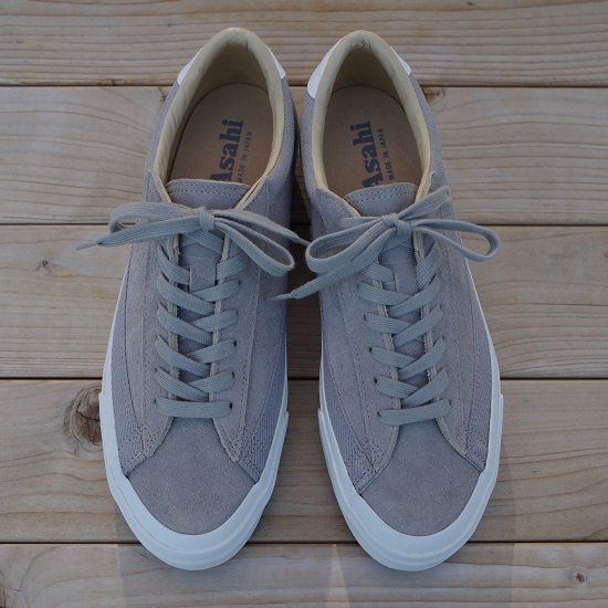 "Asahi ""Belted Low Suede"""