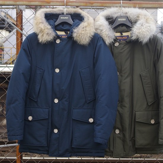 "WOOLRICH ""ARCTIC PARKA""<img class='new_mark_img2' src='//img.shop-pro.jp/img/new/icons5.gif' style='border:none;display:inline;margin:0px;padding:0px;width:auto;' />"
